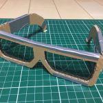 偏光板で3DメガネをDIY
