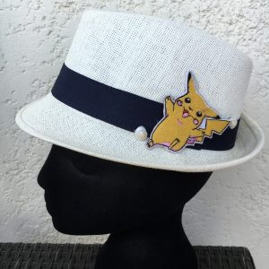 Kid hat pokemon pikachu