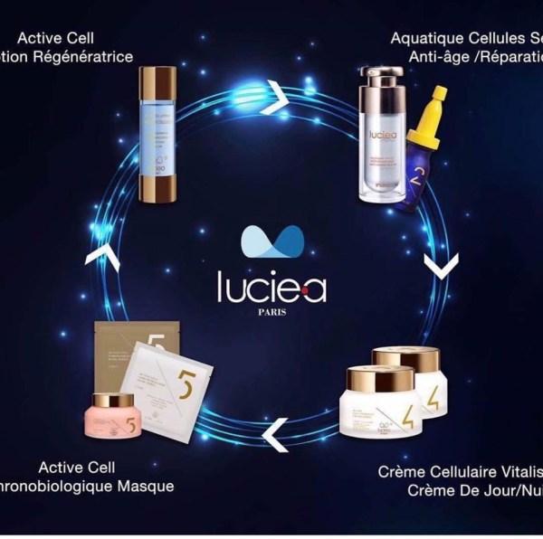 LUCIEA Paris Active Cell lotion