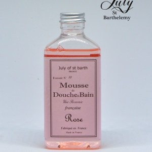 MOUSSE DOUCHE BAIN Une Roseraie Française 250 ml