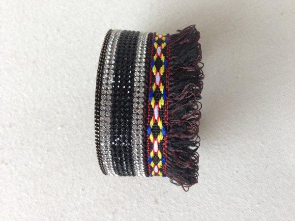 Bracelet aimante couleurs tendances