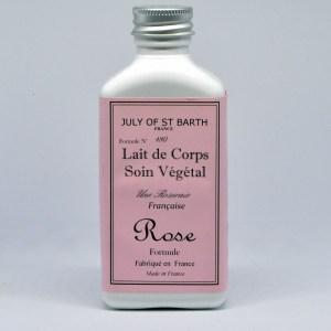 Lait pour le Corps Une roseraie Française 200 ml