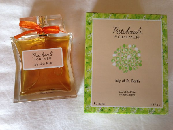 Patchouli Forever 100 ml