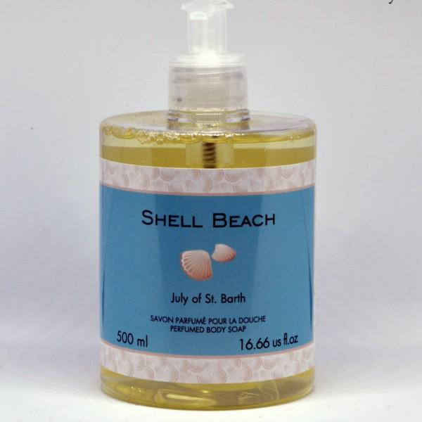 Shell BEACH SOAP LUXURY EDITION 500ML