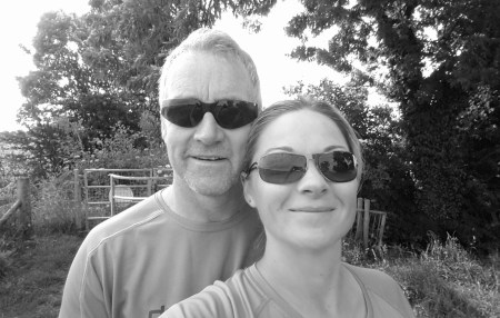 Mid run selfie ;)