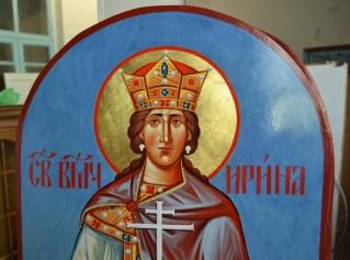 икона Великомученицы Ирины
