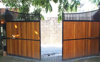 Swing Gates Designer Roller Door Swing Gates Sliding