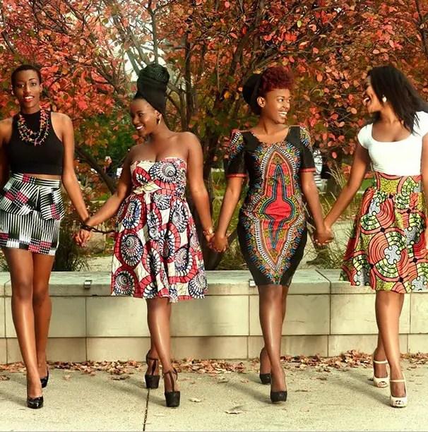 african inspired ankara-amillionstyles1