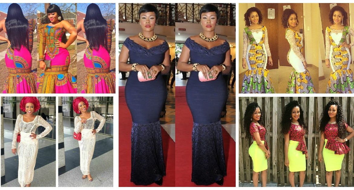 creative ankara fashion for church style in a million styless