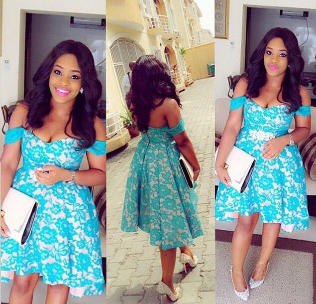 5 Amazing Asoebi Designs Long And Short Lace Inspired A Million