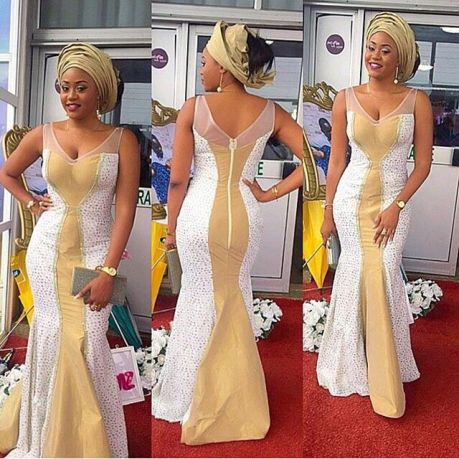 7 Ultimate Asoebi In Lace @toshowoods - AmillionStyles
