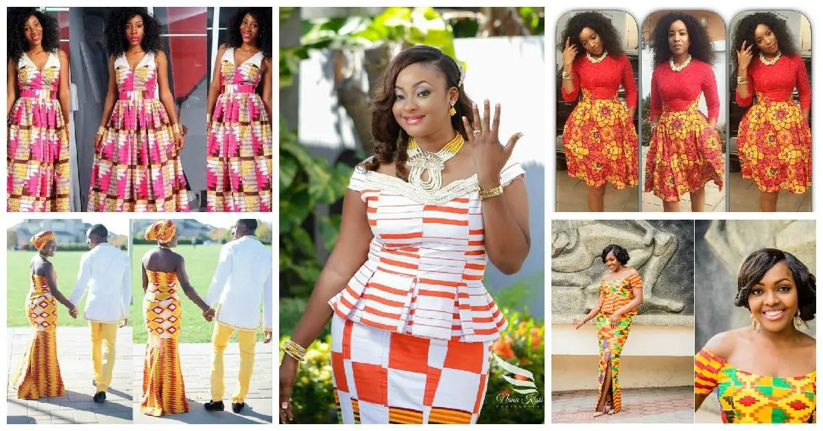 kente vs ankara styles amillionstyles