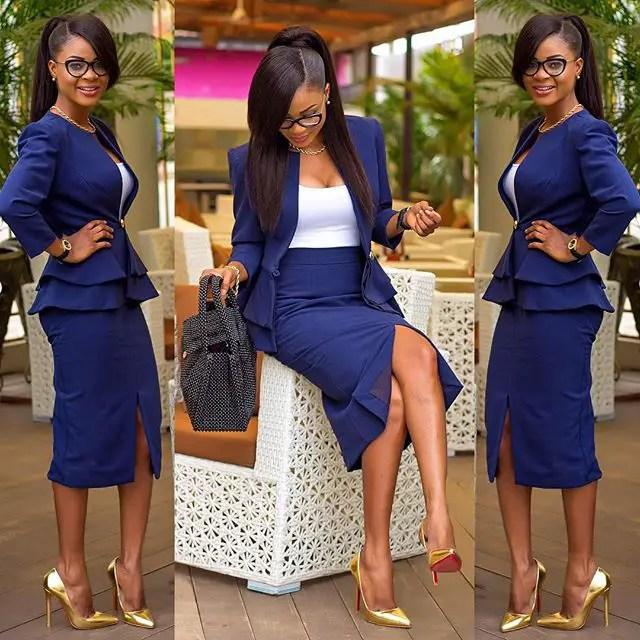 25 Inspirations Showcasing Hot Home Office Trends: Lady Crush Wednesday: Ghanaian Fashionista Empress Jamila