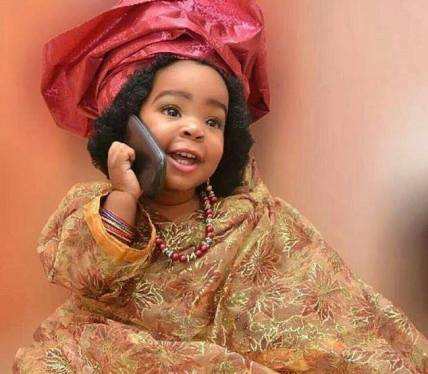 African Kids In Hot Traditional Dressing 2 - AmillionStyles