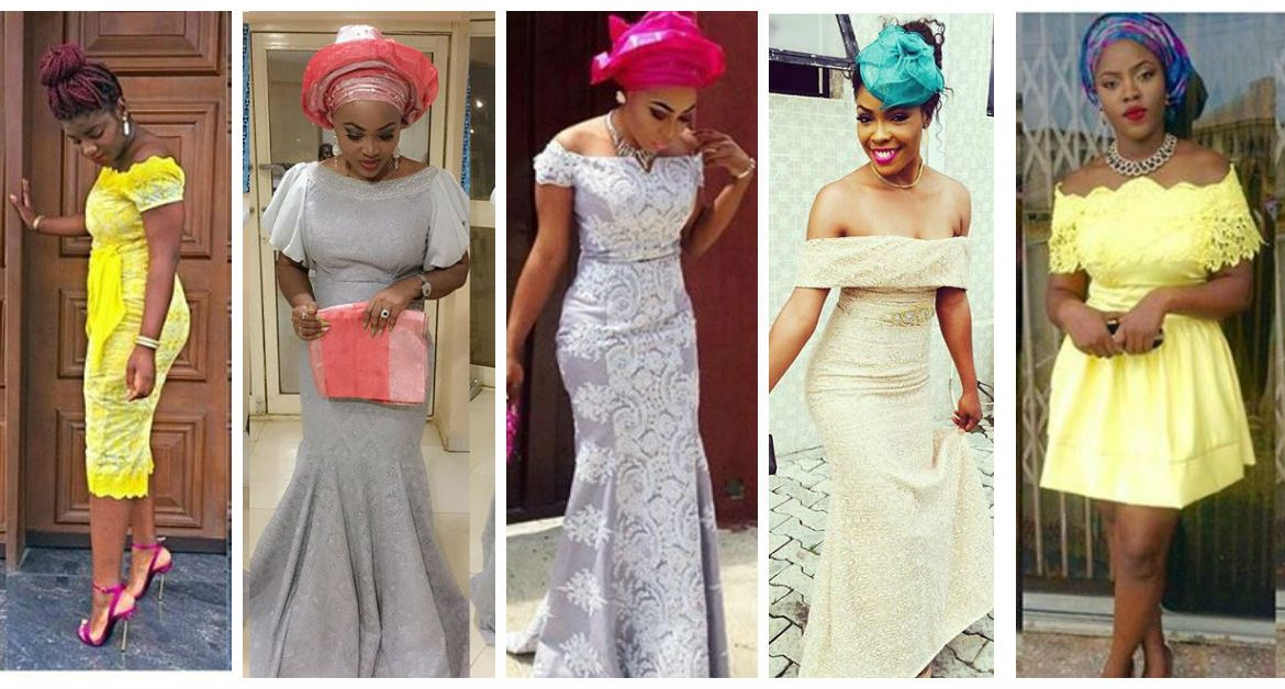 Aso Ebi Styles Over The Weekend Cover - AmillionStyles