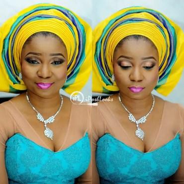 Bridal Makeup By iPoshLooks3
