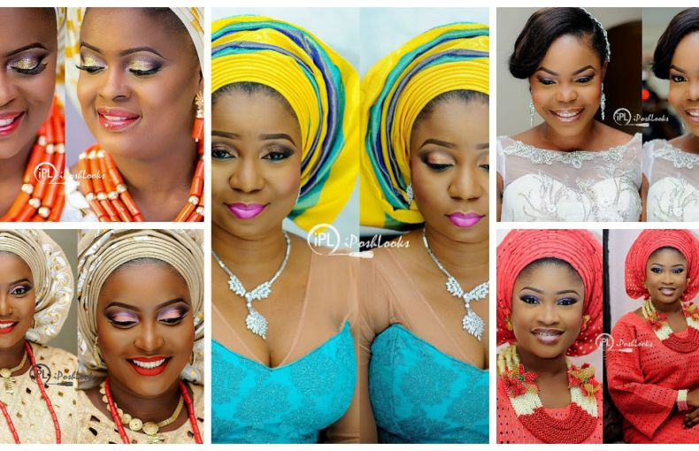 Bridal Makeup Lookbook by iPoshlooks - Amillionstyle