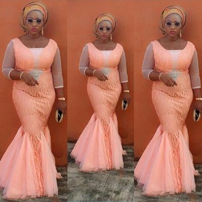 Colorful Aso ebi In Lace Lookbook 10 @Coodis_fabrics