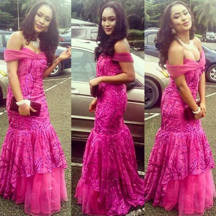 Colorful Aso ebi In Lace Lookbook 10 @mzzdope