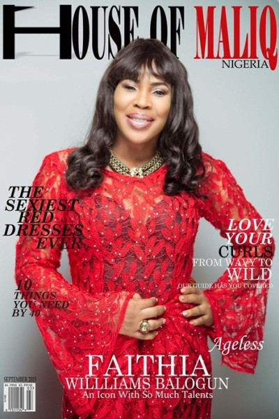 Faithia Balogun and Monalisa Chinda for House of Maliq Magazine's September Issue-amillionstyles