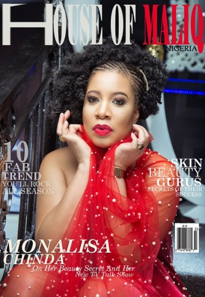 Monalisa Chinda for House of Maliq Magazine's September Issue-amillionstyles