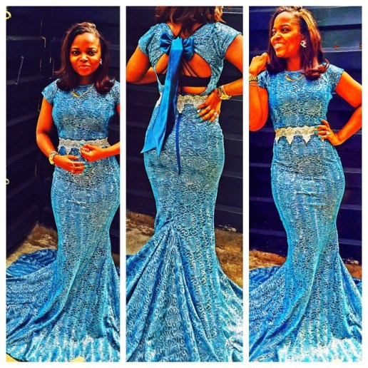 Latest Aso Ebi Styles Lace Inspired lookbook 2 amillionstyles1