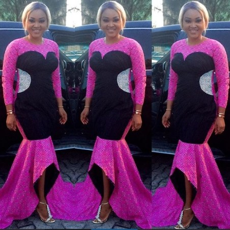 latest aso ebi styles in amillionstyles @mercyaigbe