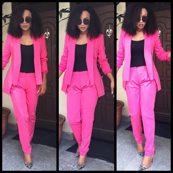 classic outfit @tokemakinwa