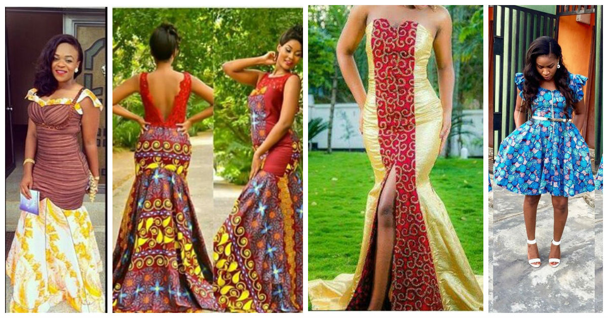 Ankara Collections - Slaying Ankara in Different styles | A Million ...