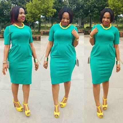 10 Beautiful Fashion For Church Outfits @sexydammy