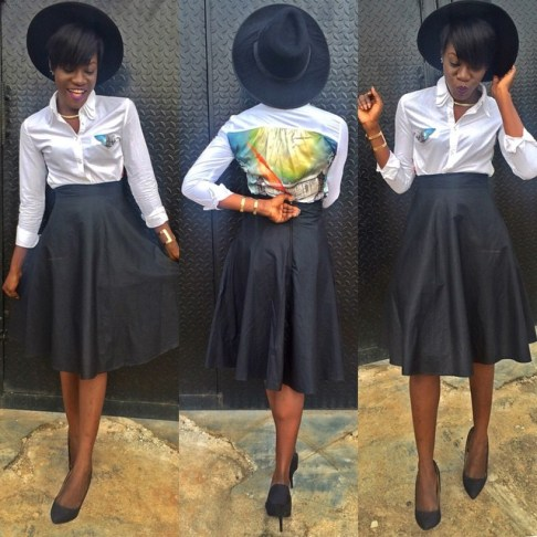 10 Amazing Church Outfits You Missed. @fikky_pearl