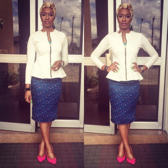 10 Amazing Church Outfits You Missed. @genevieve_fadeh