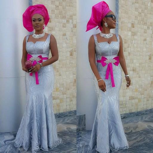hot aso ebi styles  @daniellaokeke.