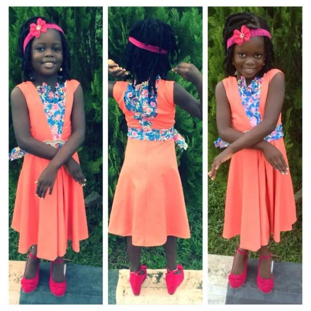 Trending Wears For Kids amillionstyles.com @eunnykay4