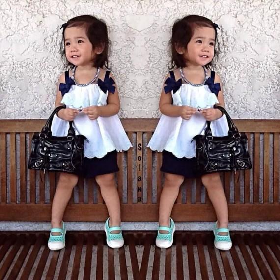 Trending Wears For Kids amillionstyles.com @miss.soyen