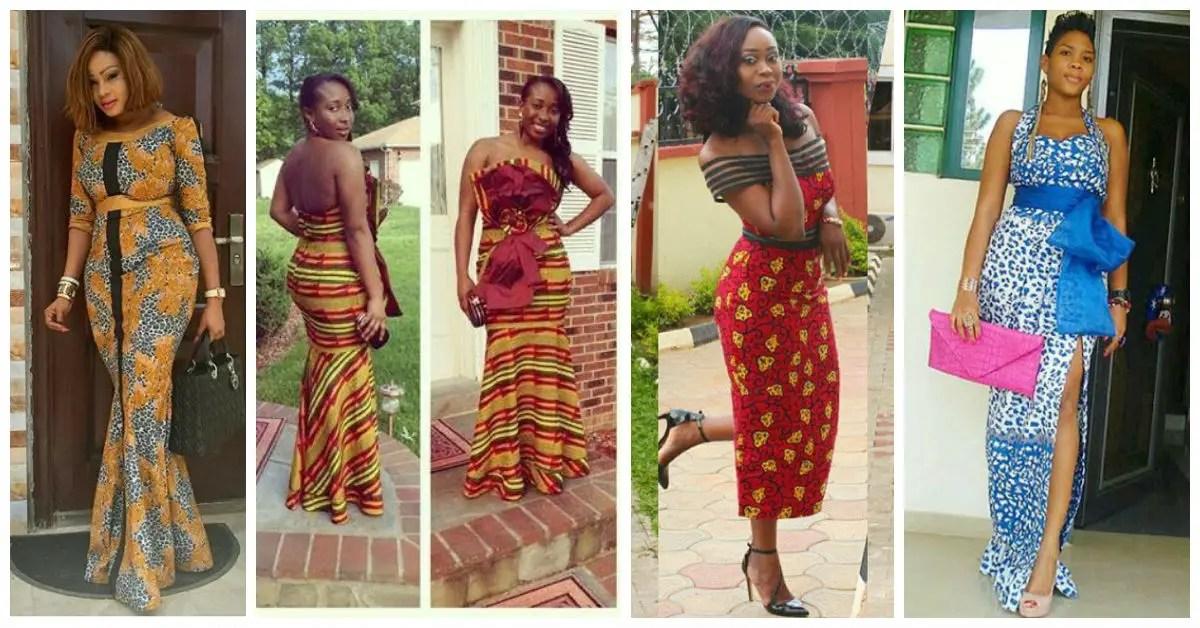 7 Amazing & Colorful Ankara Styles amillionstyles.com cover