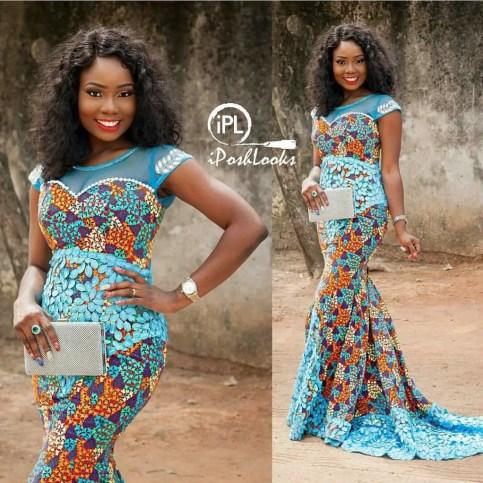 10 beautiful asoebi and ankara styles @myrealnameisgold amillionstyles.com