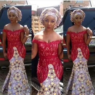 10 stunning asoebi style @biodunapoola amillionstyles.com