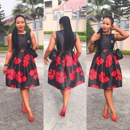 10 Awesome & Stylish Fashion For Church Outfits amillionstyles @-adorable_ada