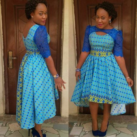 10 Awesome & Stylish Fashion For Church Outfits amillionstyles @-eva_by_rukie