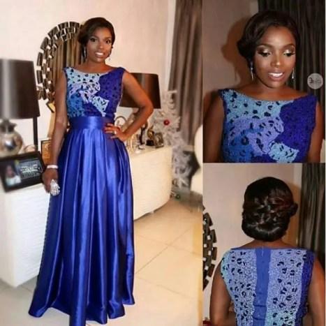 Stunning Nigerian Female Celebrity Style amillionstyles @annieidibia1