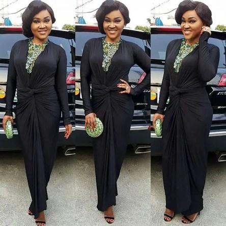 Stunning Nigerian Female Celebrity Style amillionstyles @mercyaigbegentry