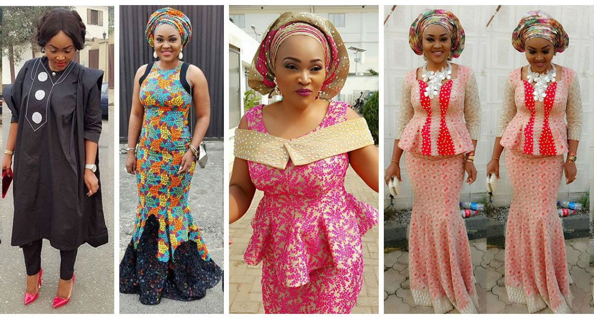 5 Hot Fashion Styles From Mercy Aigbe Gentry We Love