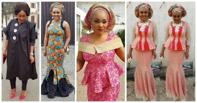 Fashion Styles from Mercy Aigbe Gentry amillionstyles
