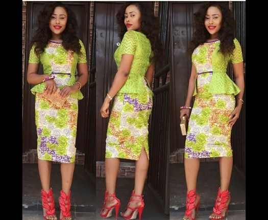 Pulchritude Church Outfits amillionstyles.com @isyzee