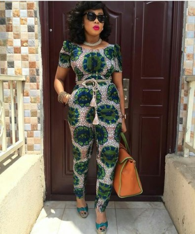 10 Dynamic Ankara Styles -  You Should See @ogodordesigns