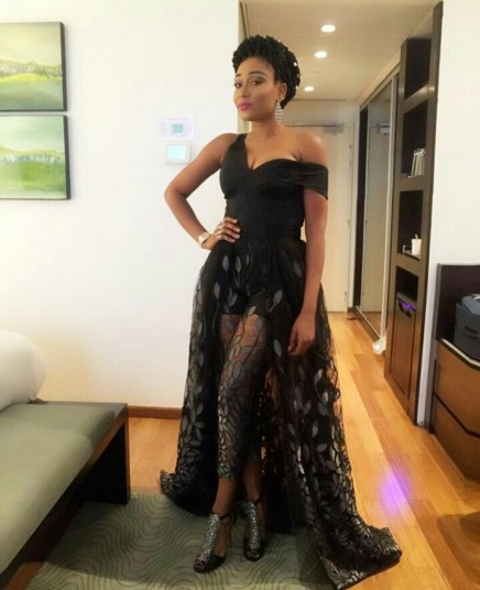 10 Jaw Dropping Celebrity Gown Styles @mbongamata