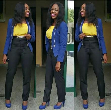 Amazing Entrepreneur Outfit amillionstyles.com @lindisparkus