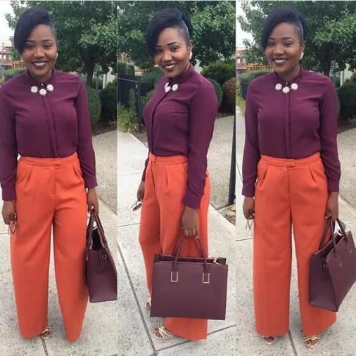 Amazing Entrepreneur Outfit amillionstyles.com @thebeningirl