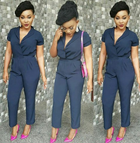 Jumpsuit Styles We Find Fascinating amillionstyles.com @mercyaigbegentry